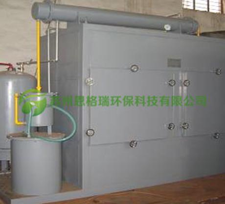 活性炭吸附再生塔(溶剂包装废气)
