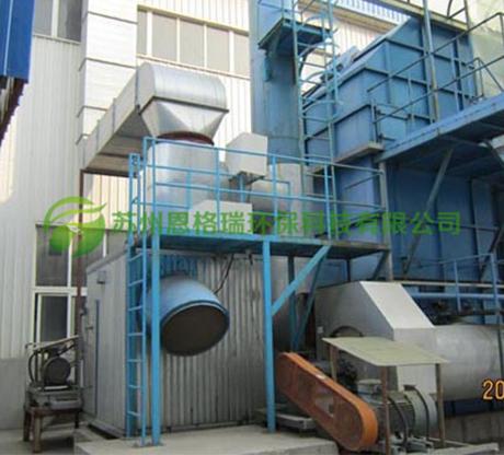 蓄热式废气焚烧炉(RTO)(烤漆房废气)