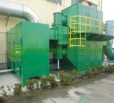常熟活性炭吸脱附催化燃烧塔(烘箱废气处理)