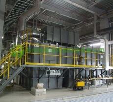 沸石转轮+催化燃烧塔(喷涂废气处理)